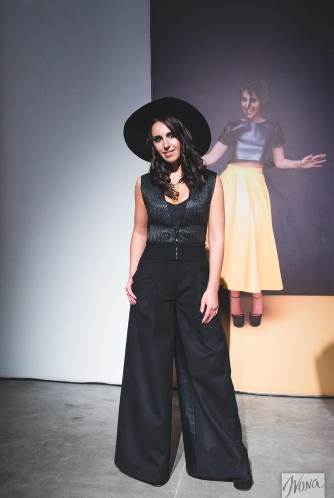 Джамала поддерживает украинскую моду благотворительными акциями