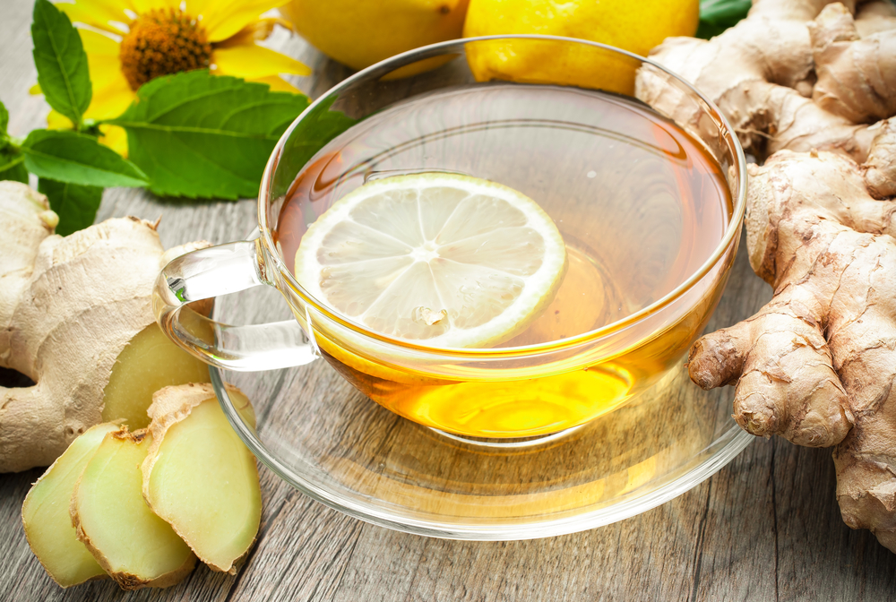чай для похудения домашний рецепт