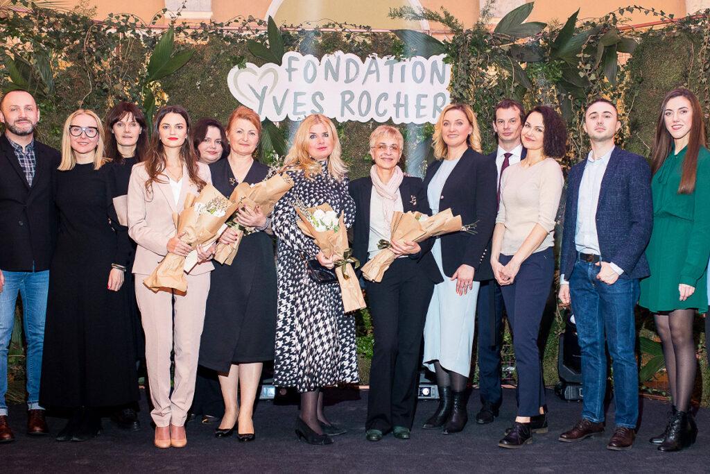 Члены жюри и лауреаты премии