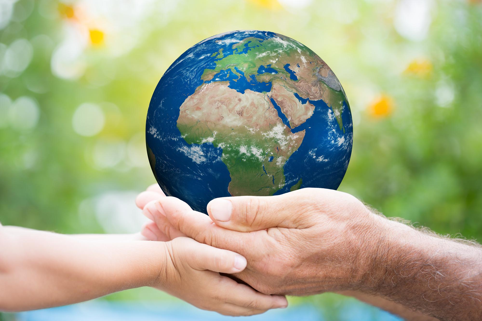 Сегодня отмечают Международный День Земли 2019