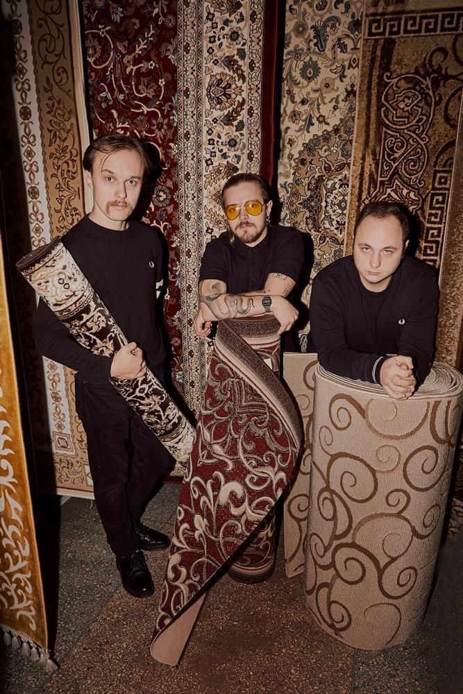 «Молчат Дома»: в Киеве выступит группа, альбом которой вошел в ТОП-50 мировых постпанк-релизов десятилетия.
