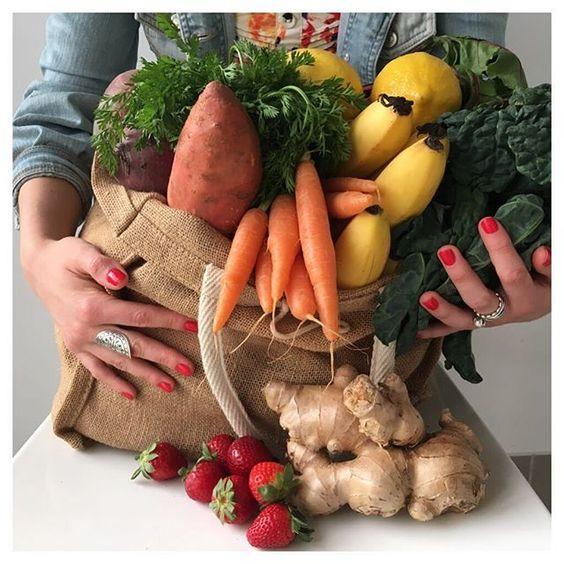 Сколько порций овощей и фруктов нужно есть каждый день