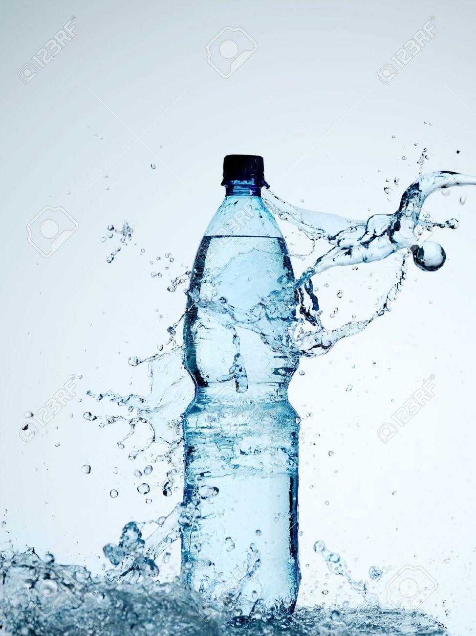 Преимущества умывания минеральной водой