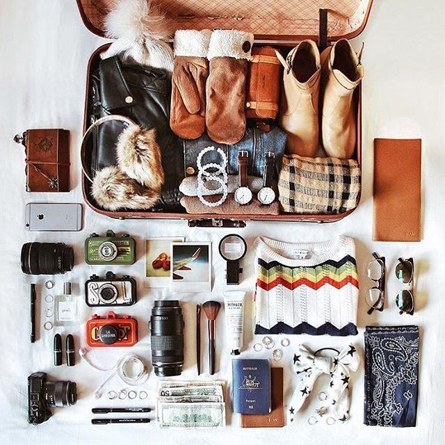 Как правильно собрать чемодан в поездку на самолете с подарками 89
