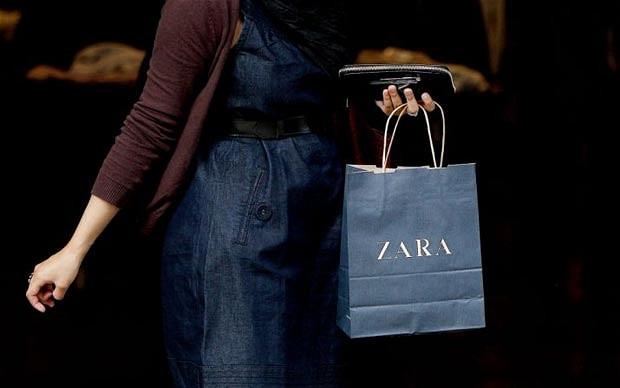 Бренд Zara маркирует потенциально опасных клиентов