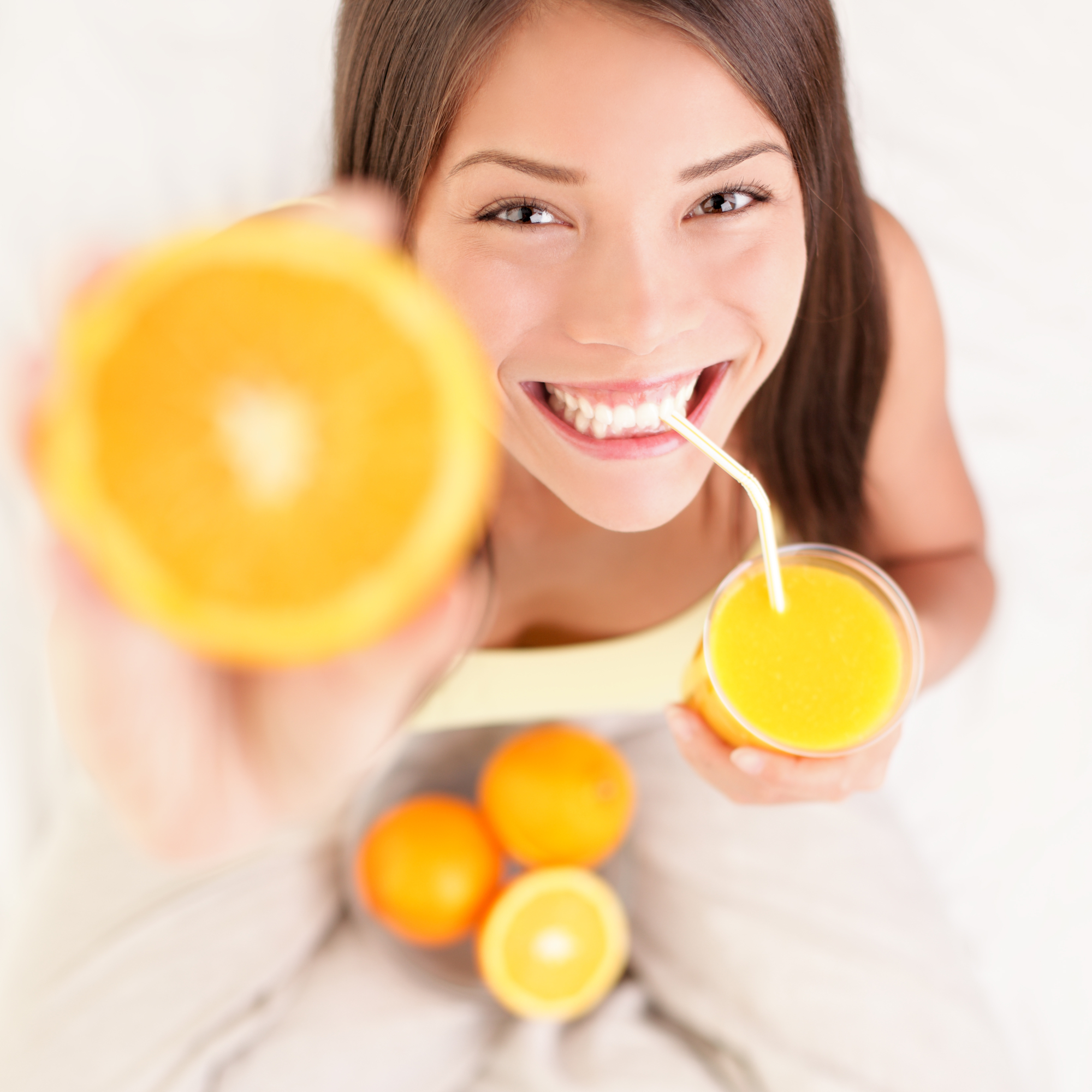Диетолог назвала полезные свойства витамина С