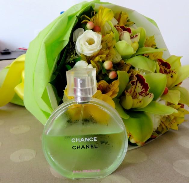 Аромат Chanel Chance Eau Fraiche