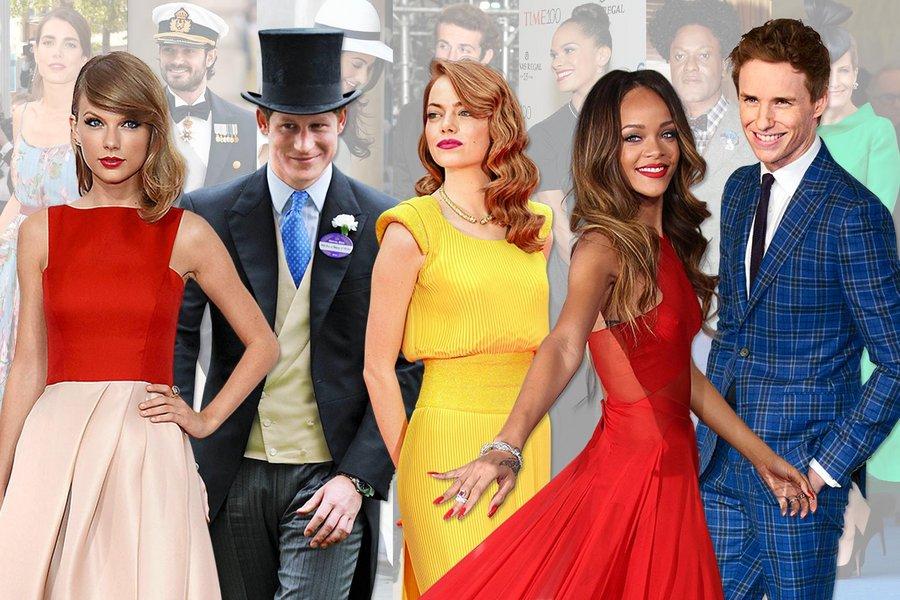 Иностранный глянец Vanity Fair составил рейтинг самых стильных людей