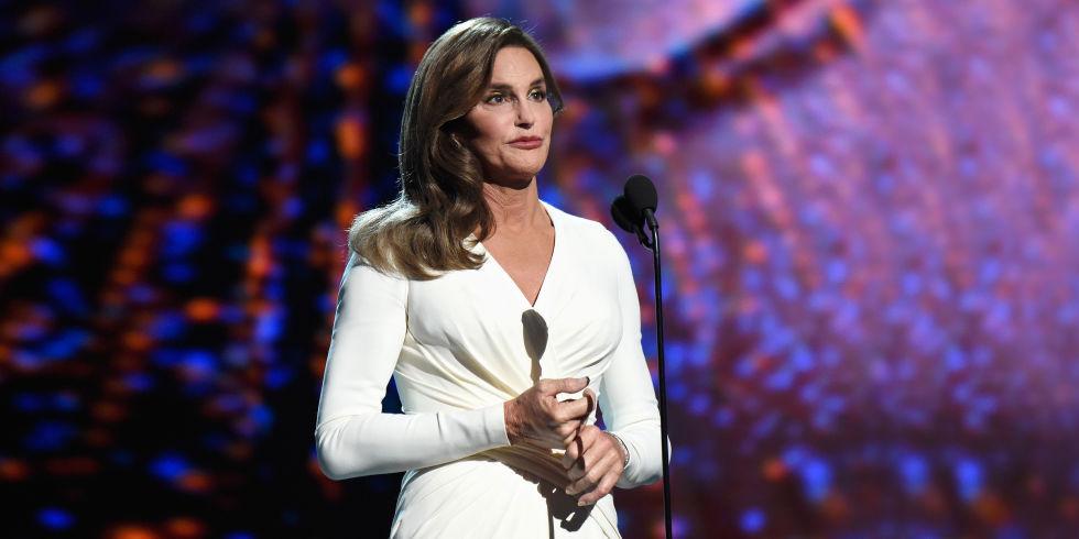 Кейтлин Дженнер во время премии ESPY Award.