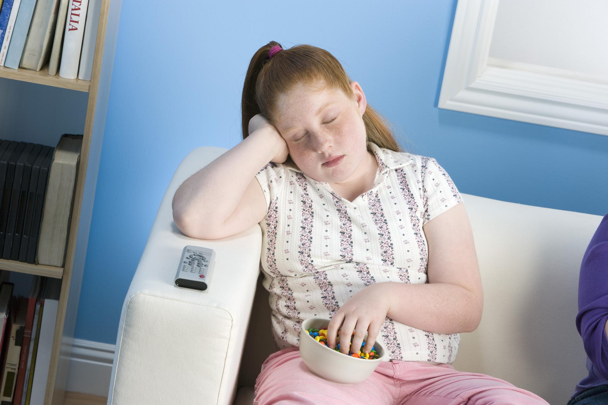 Как предупредить ожирение у ребенка