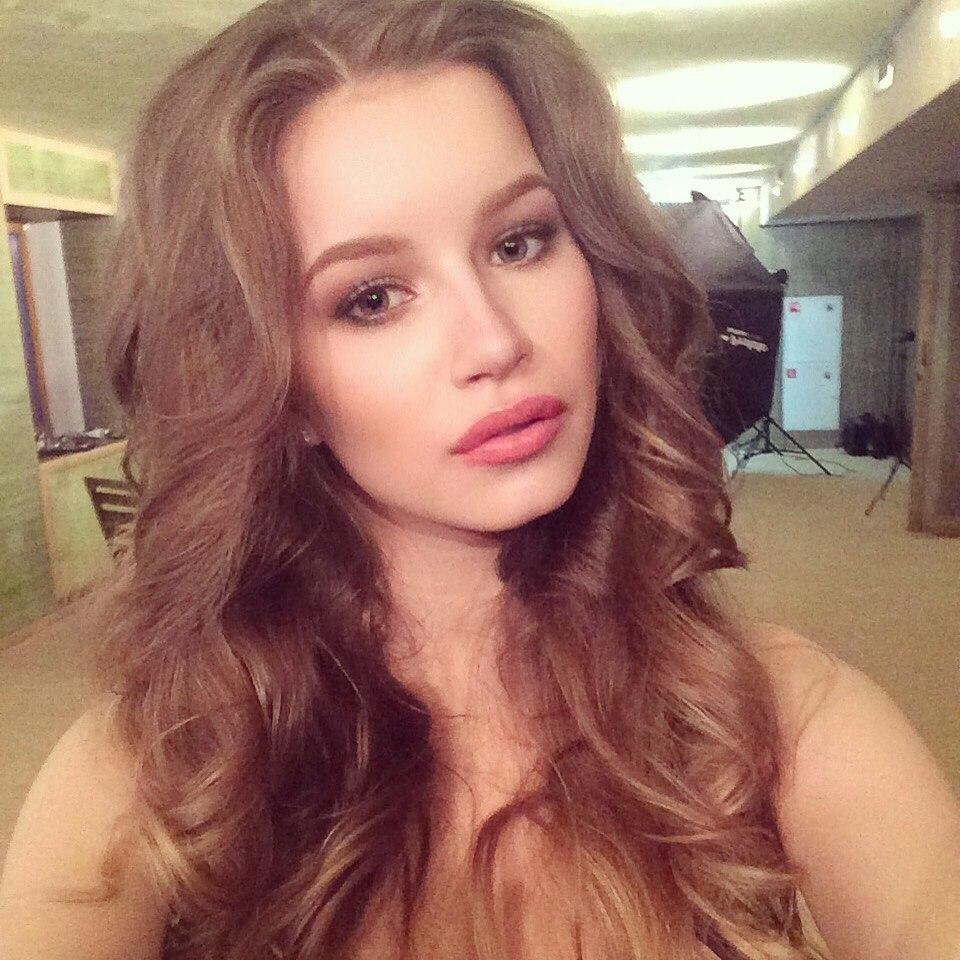 Участница конкурса мисс Россия 2015 Елена Бойко