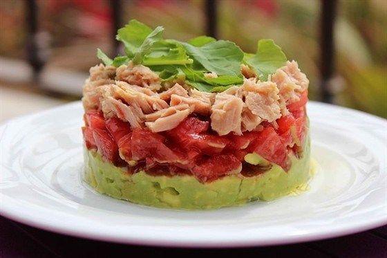 Салаты на день рождения: ТОП-5 рецептов с овощами и тунцом