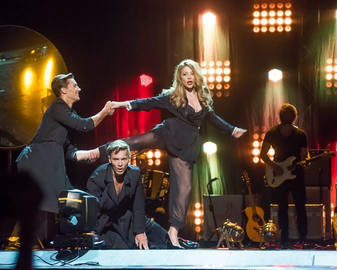 На концерты Тины Кароль в Одессе приехали фанаты из России и Белоруси