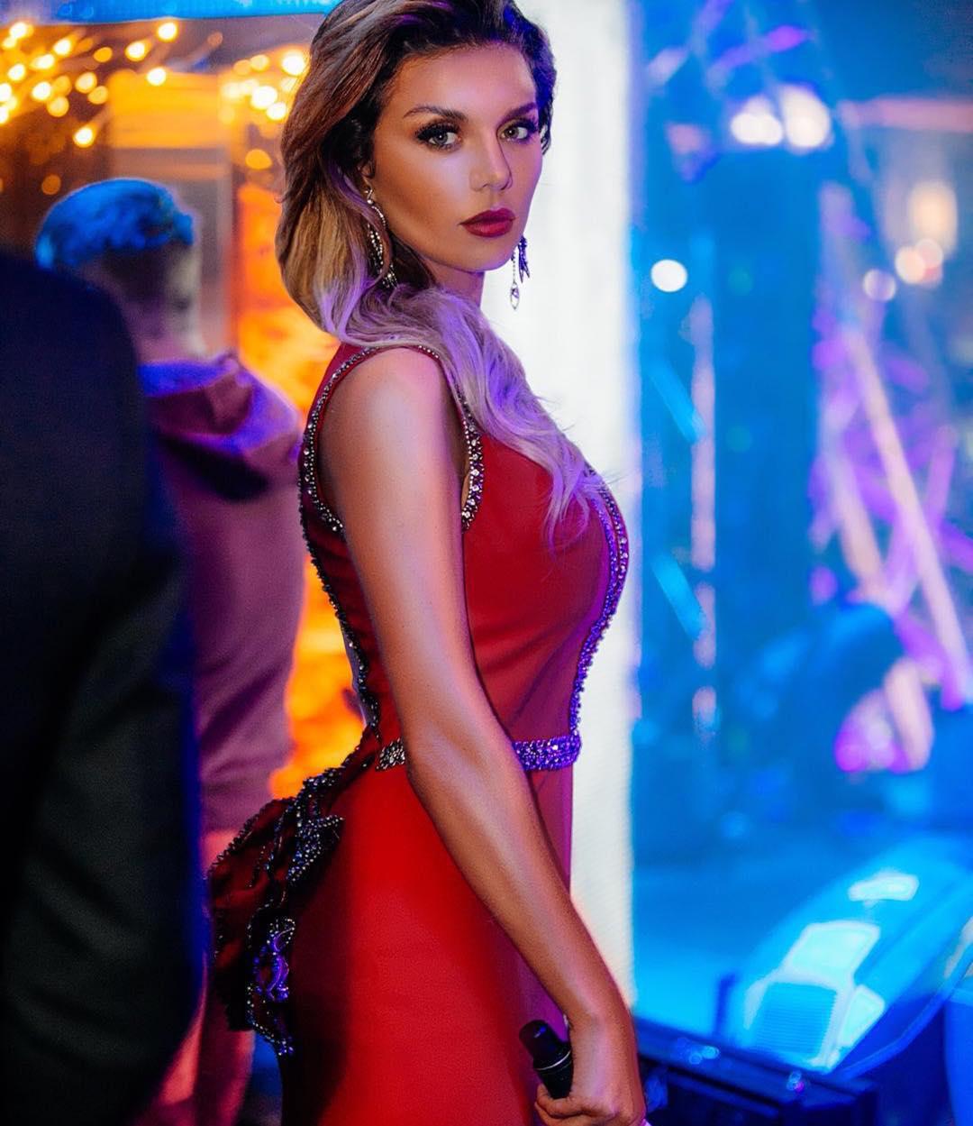 Украинская певица Анна Седокова