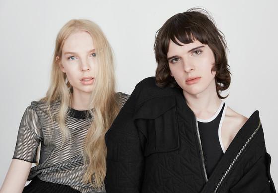 Модели-трансгендеры приняли участие в рекламной кампании & Other Stories