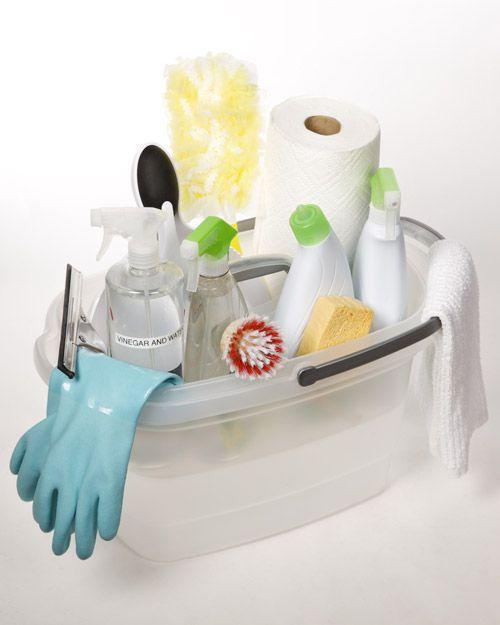 ТОП-5 лайфхаков для легкой уборки