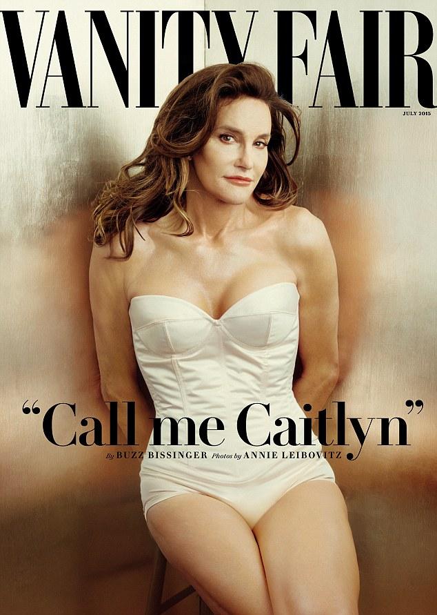 Отец Ким Кардашян сменил пол и снялся для обложки Vanity Fair