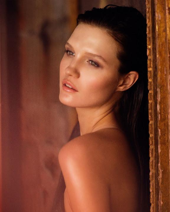 Украинская модель Виктория Куропятникова