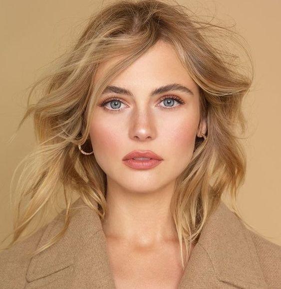 Советы француженок - естественный макияж