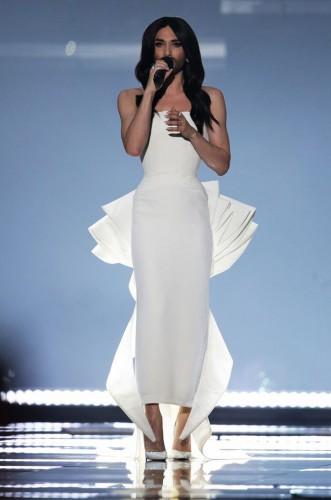 Евровидение 2015: Кончита Вурст в элегантном образе