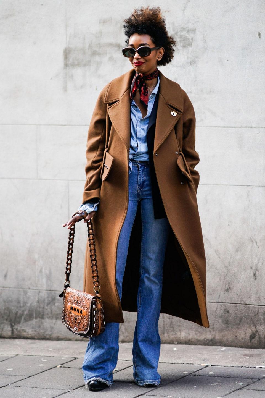 Модные забытые тенденции, которые вернулись в 2020 году: Клеш