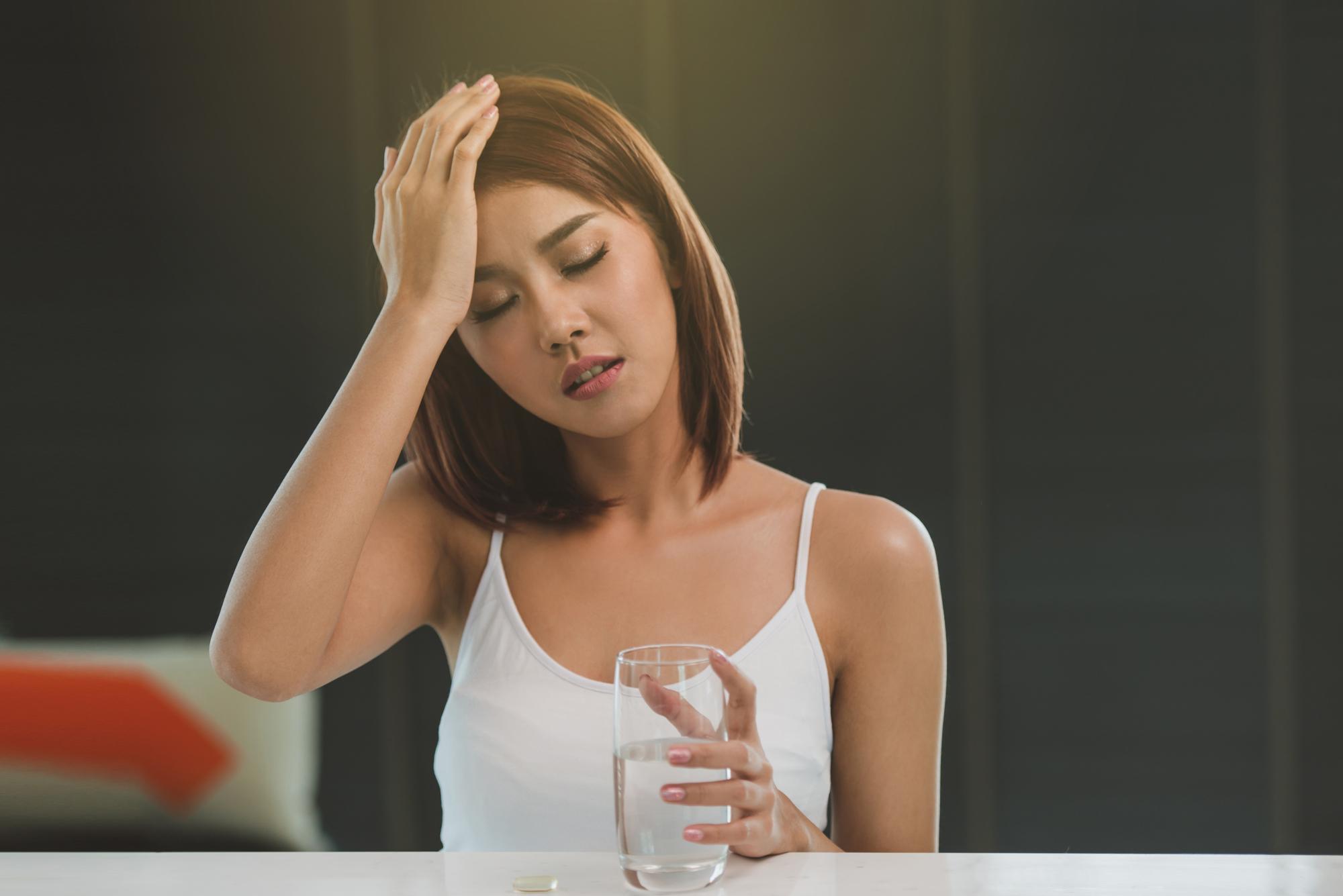 Привычки, которые провоцируют головную боль