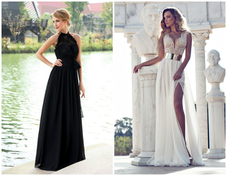 Купить Платье Красивое В Пол