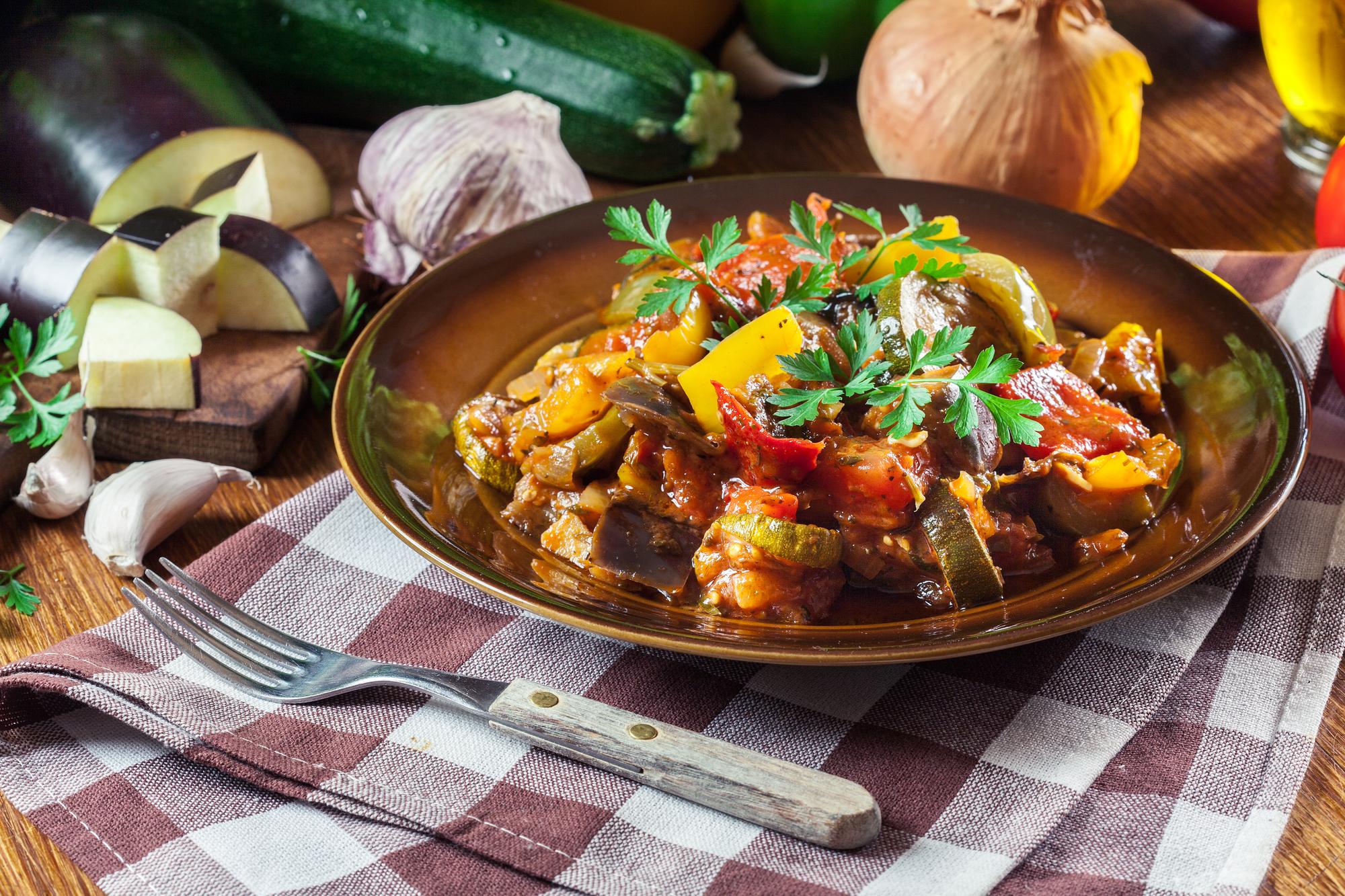 Овощное рагу по-осеннему: как приготовить