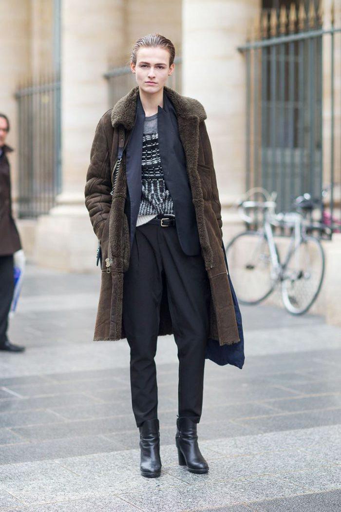 ТОП-10 трендов уличной моды 2019 года: Андрогинность
