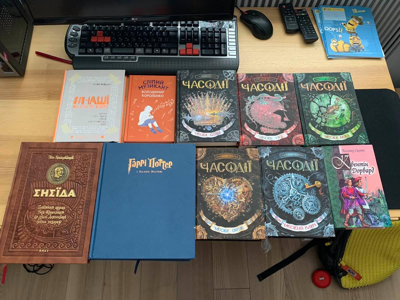Топ-6 книг от Сергея Притулы для детей