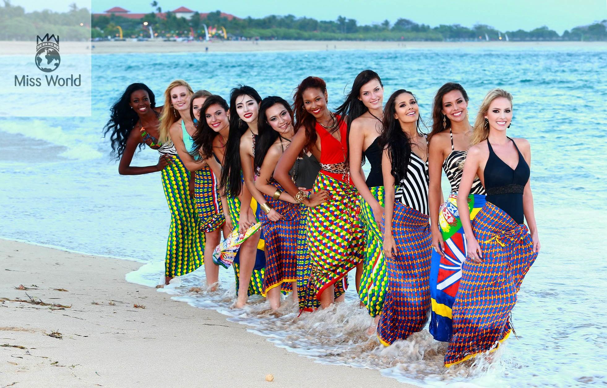 Фото пляжных красавиц 24 фотография