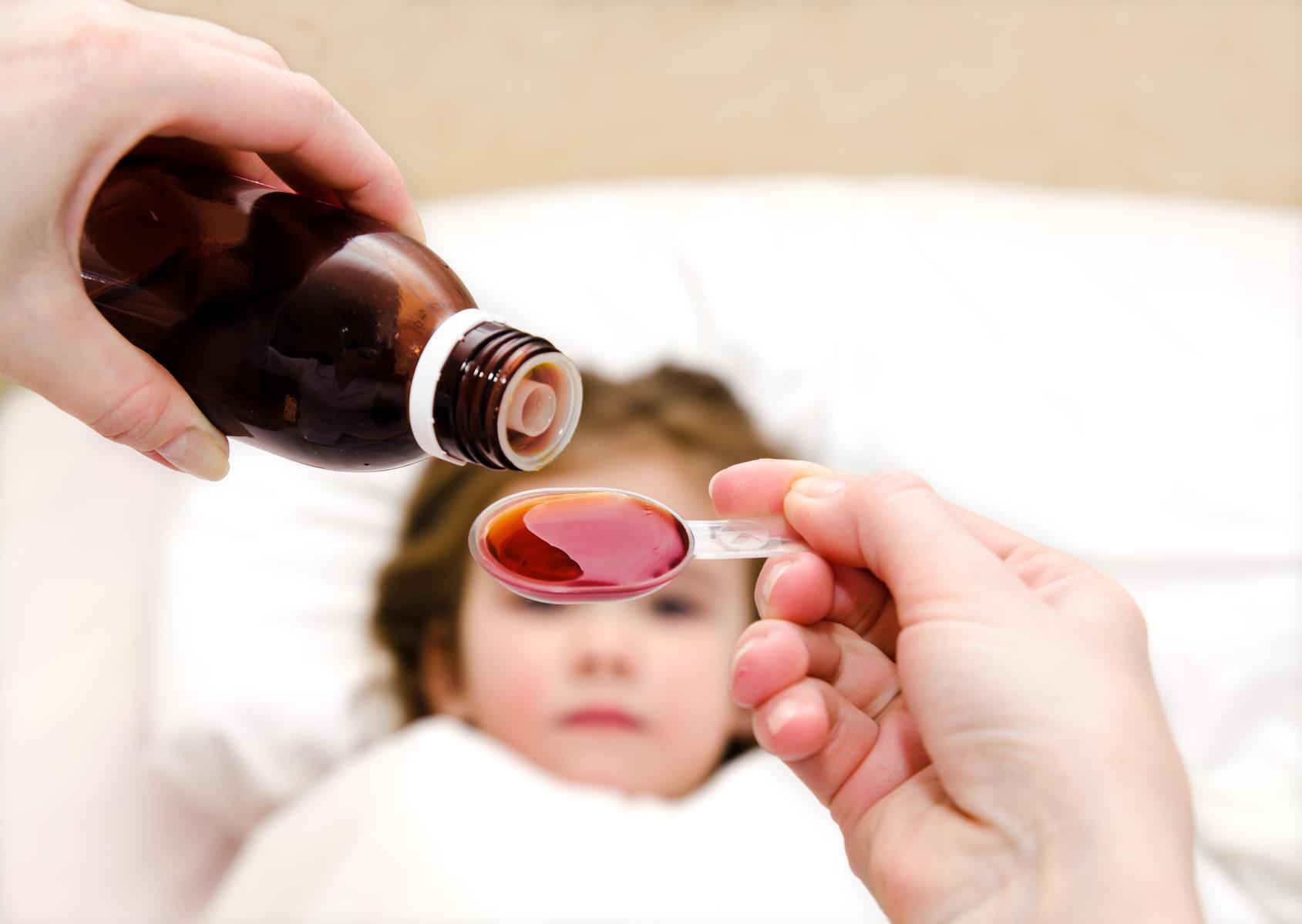 Детские лекарства: что следует знать