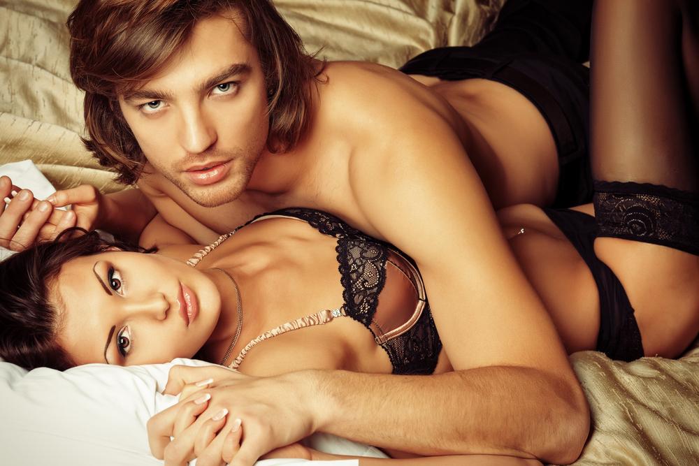Эротические фото двое в постели — photo 12