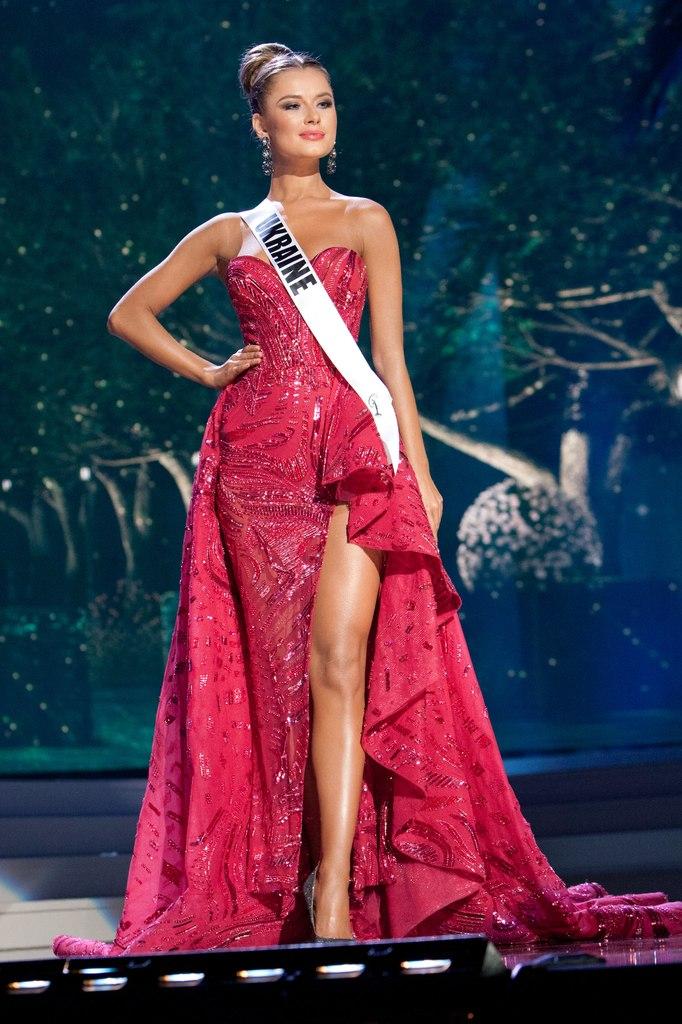 Мисс Украина Вселенная 2014 Диана Гаркуша