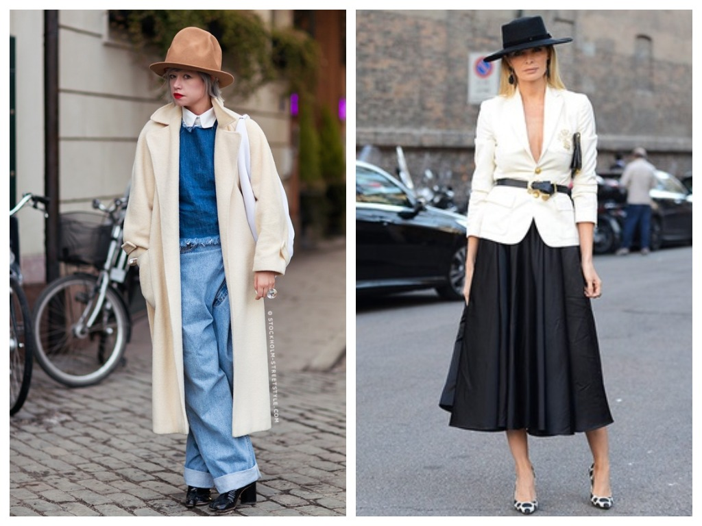 Шляпы станут идеальным дополнением вашего образа