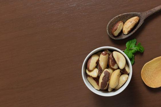 ТОП-6 продуктов при гриппе и ОРВИ: бразильские орехи