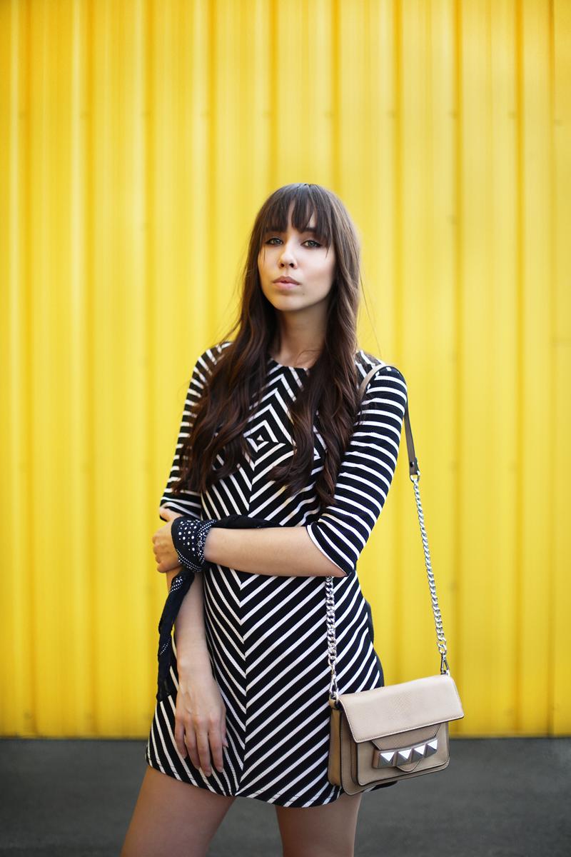 Модный украинский блогер Таня Войтко