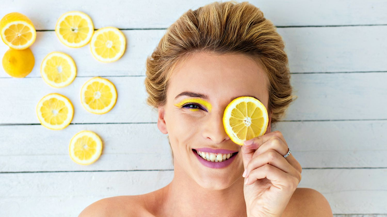 Польза лимона для кожи лица