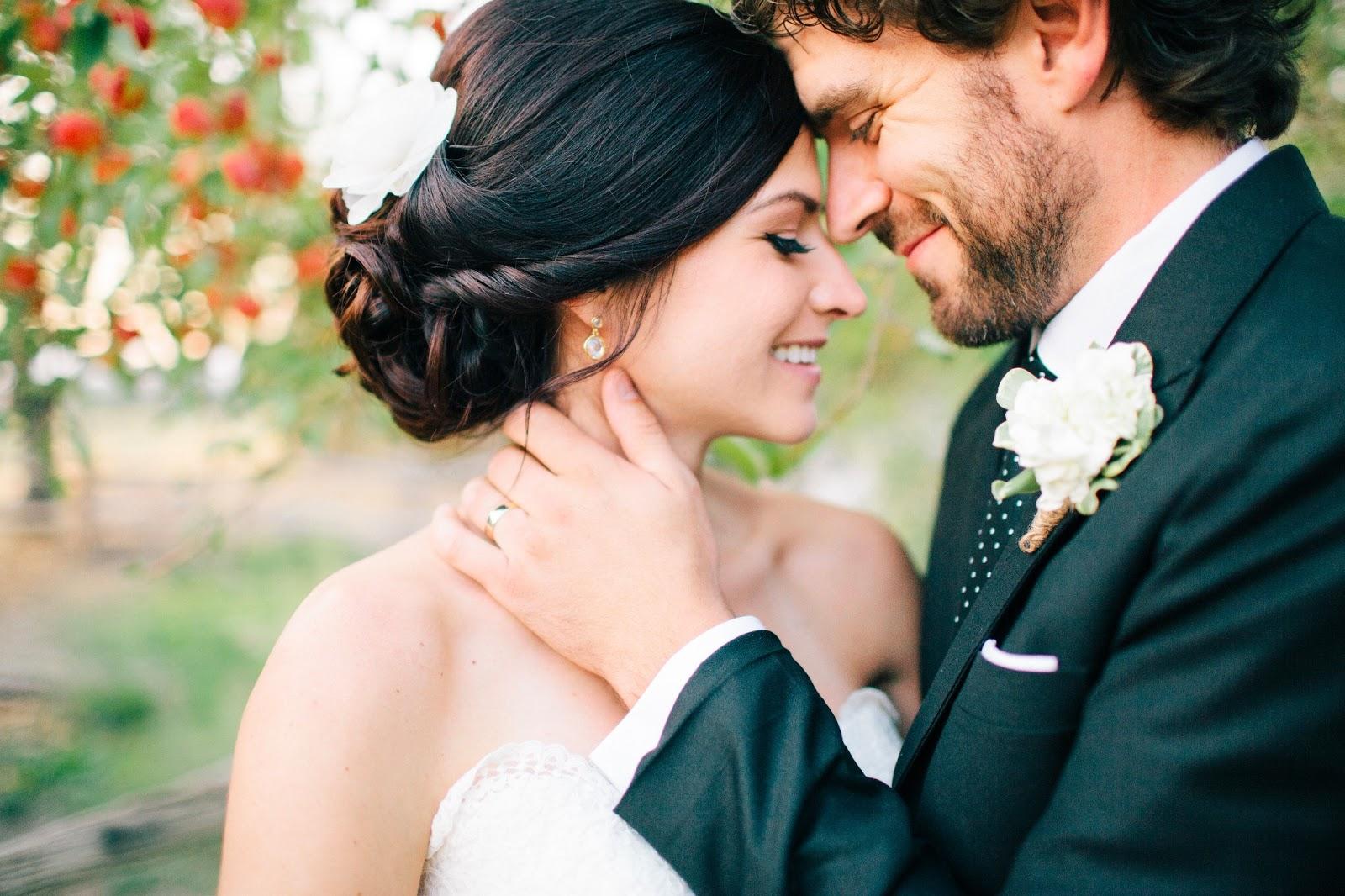фото макияж на свадьбу для брюнеток