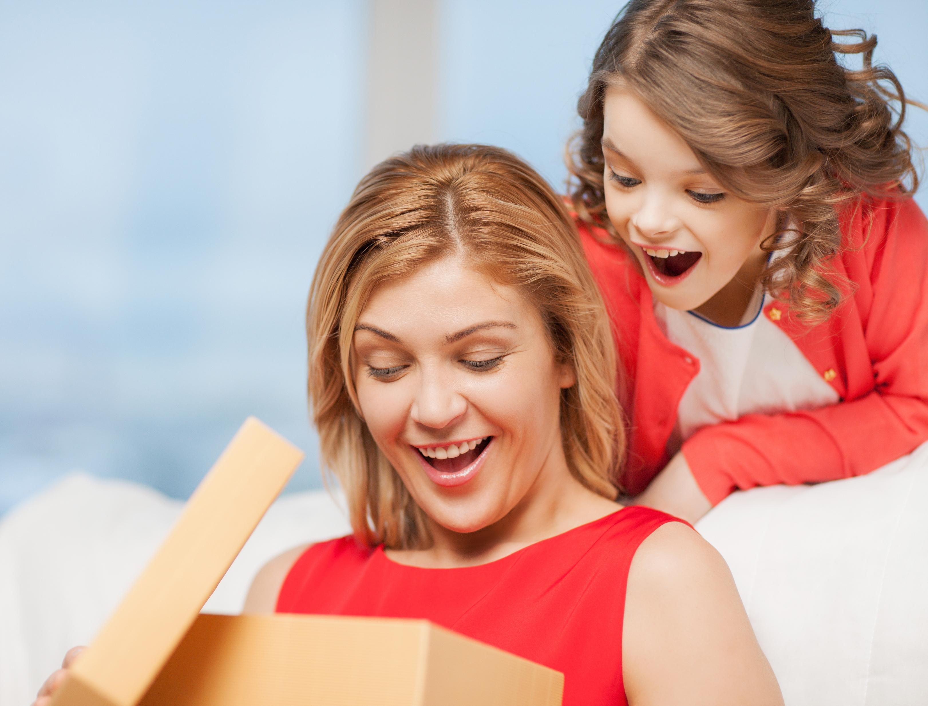 Выбрать подарок фото дочки
