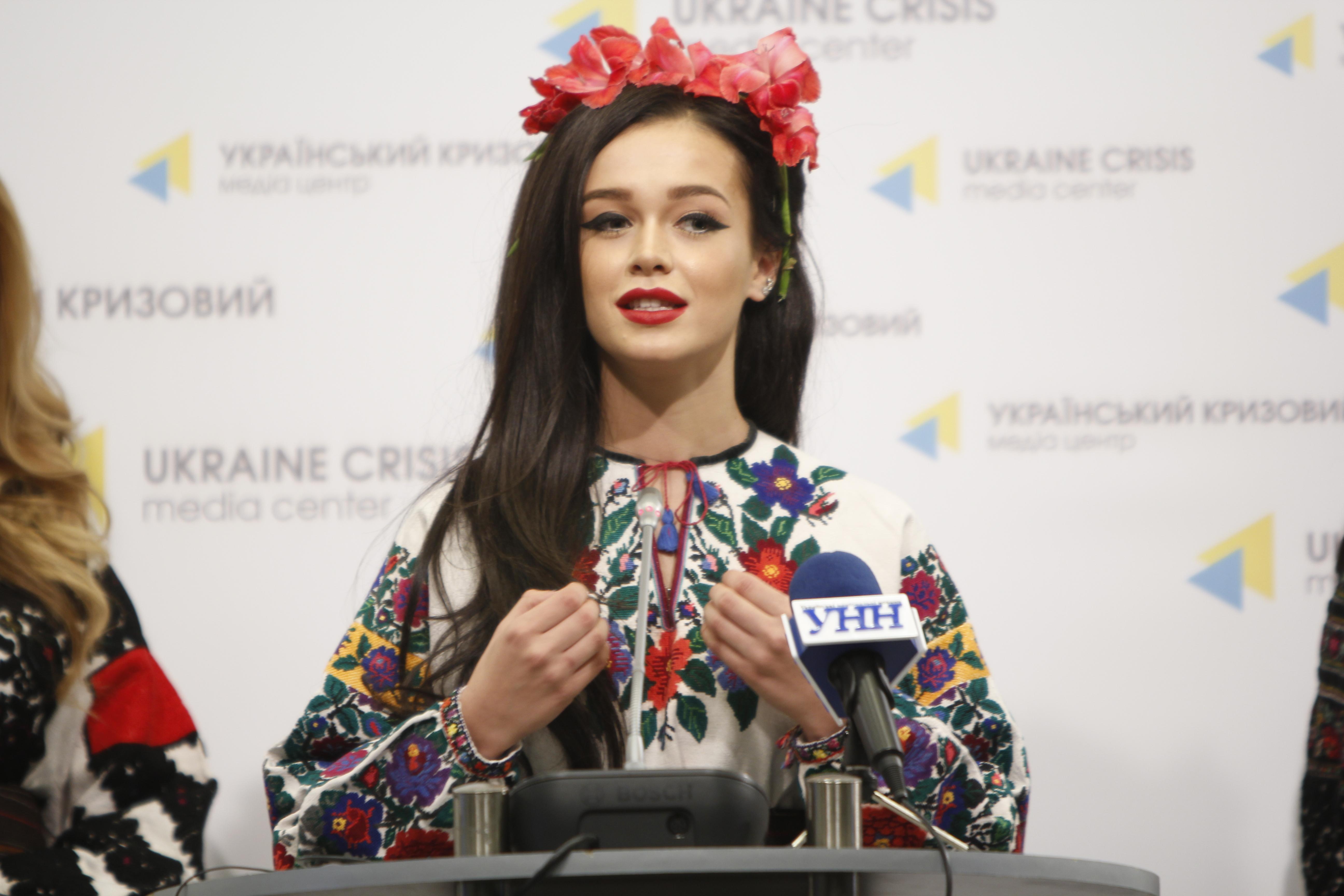 Певица Мария Яремчук