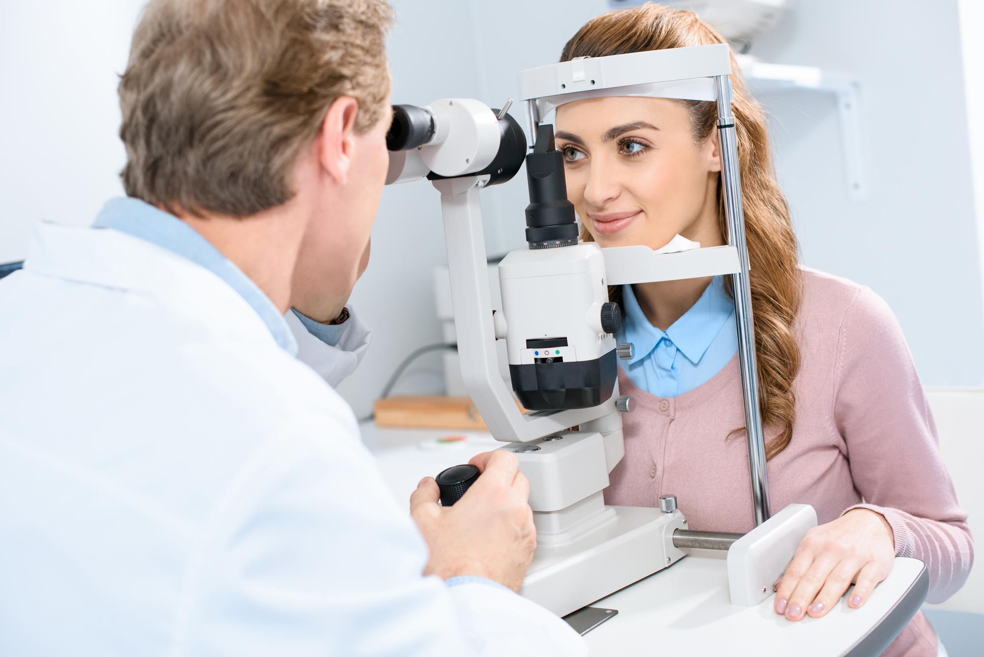 Около миллиарда случаев нарушений зрения можно было предотвратить — ВОЗ