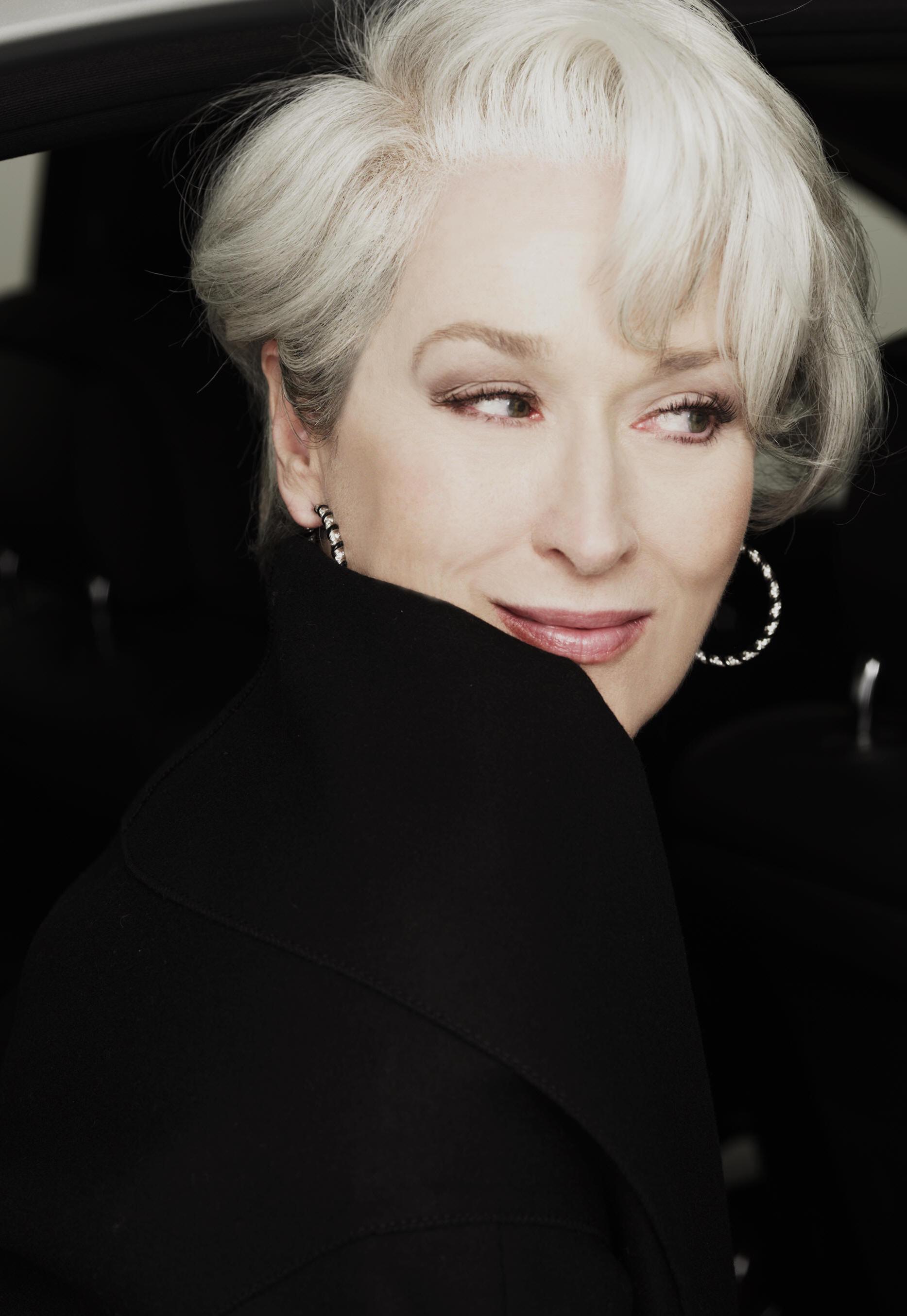 Оскароносная актриса призналась, что смириться с возрастом ей помогли новые роли в кино