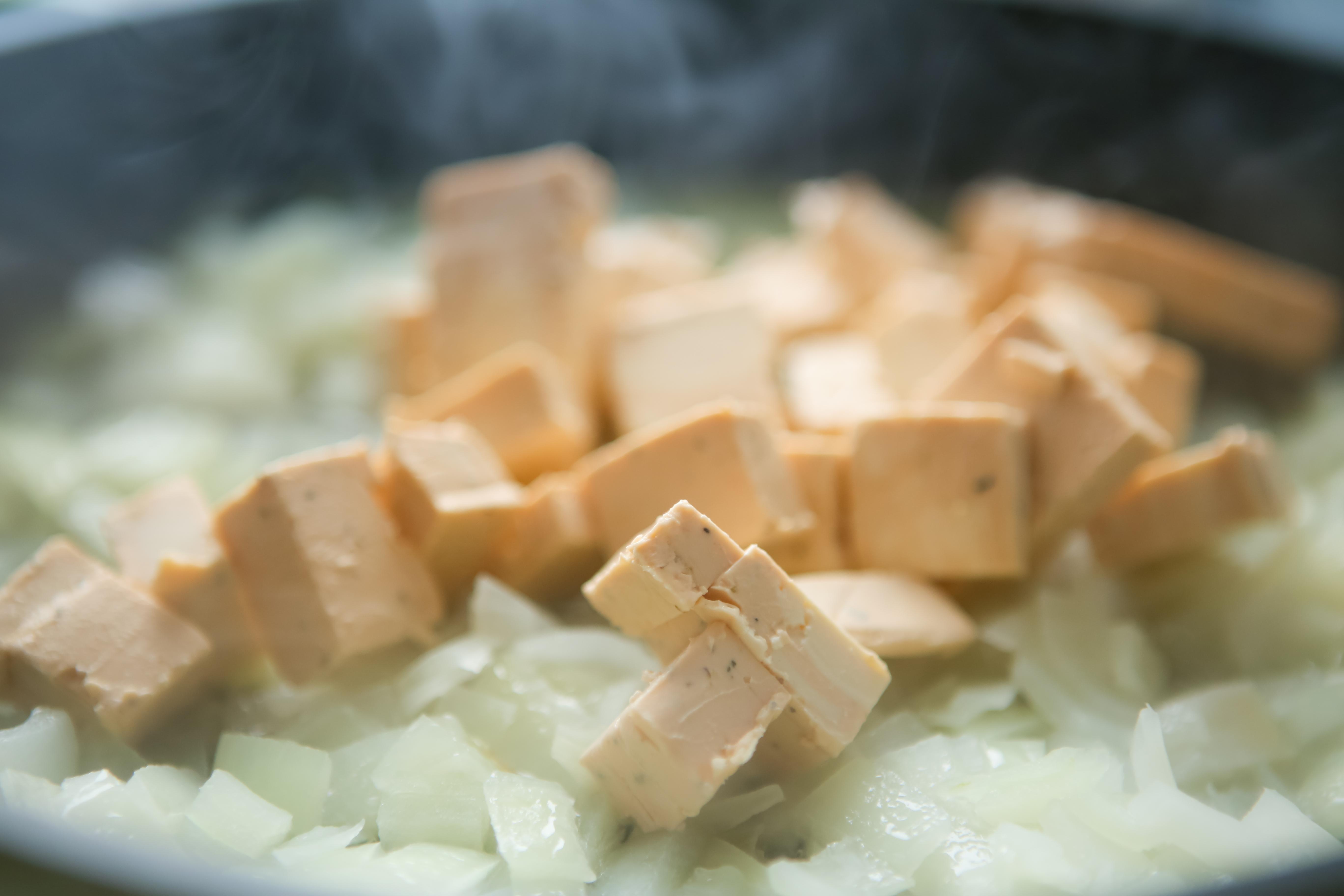 Готовим соус для салата