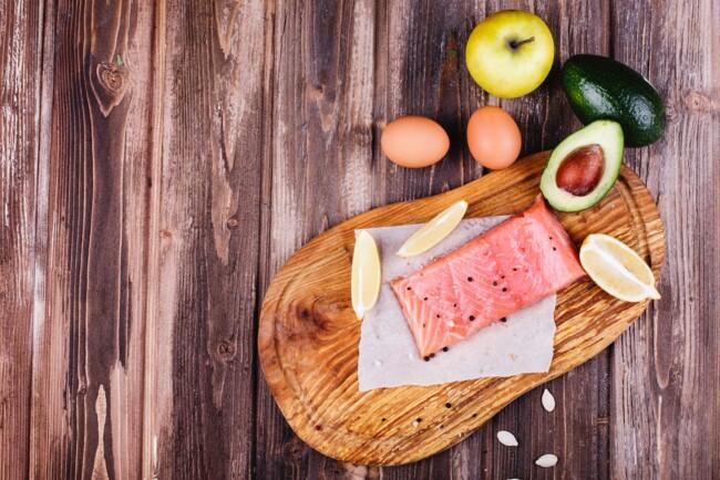 Белковая диета: меню на неделю