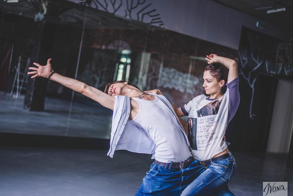 Лина Верес и Александр
