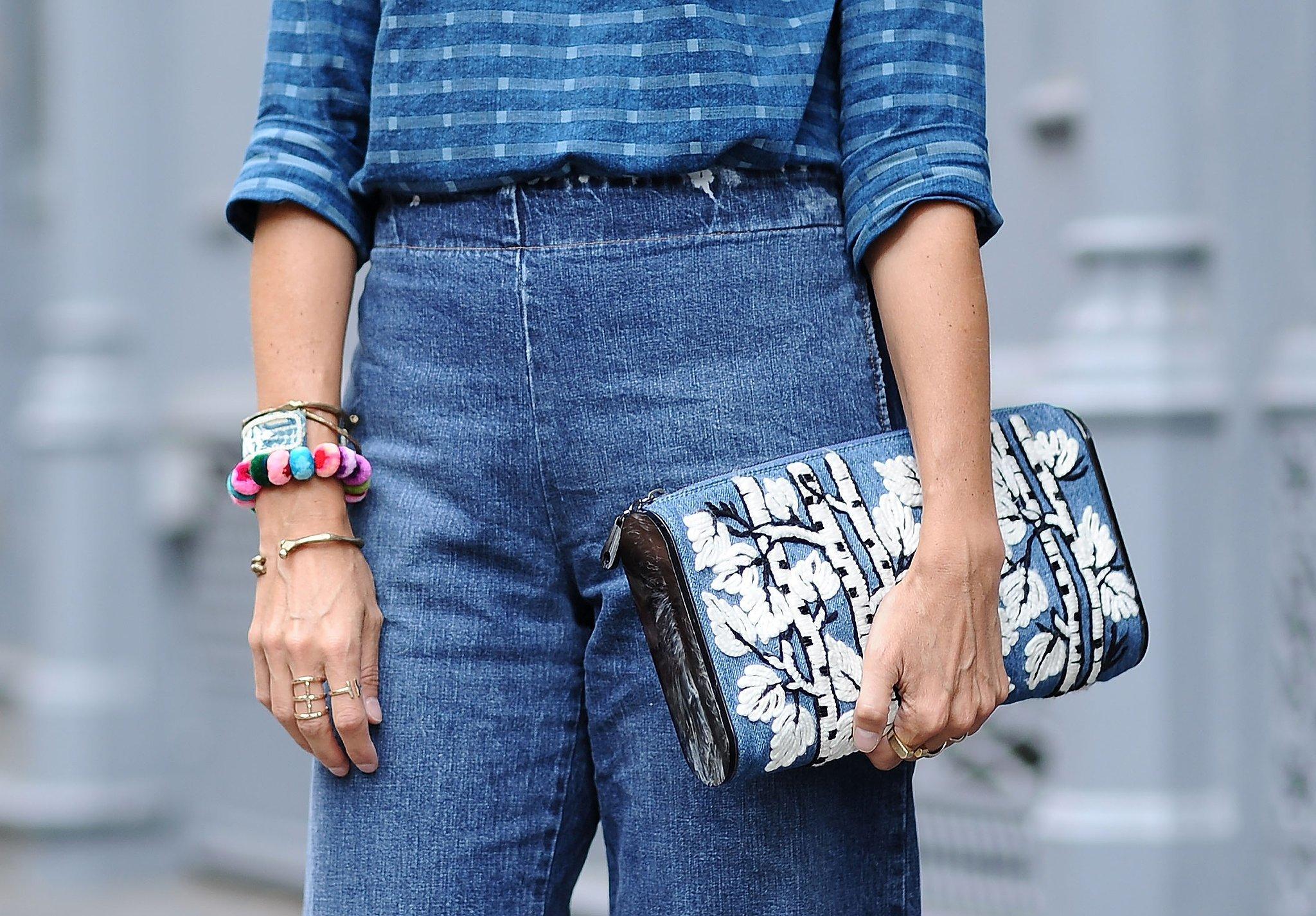 Яркие детали образов нью-йоркских модников
