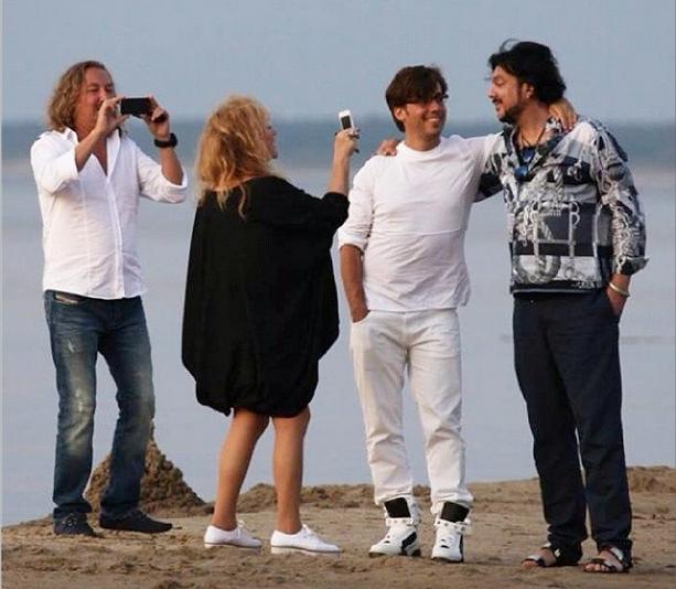 Филипп Киркоров показал необычный снимок с друзьями