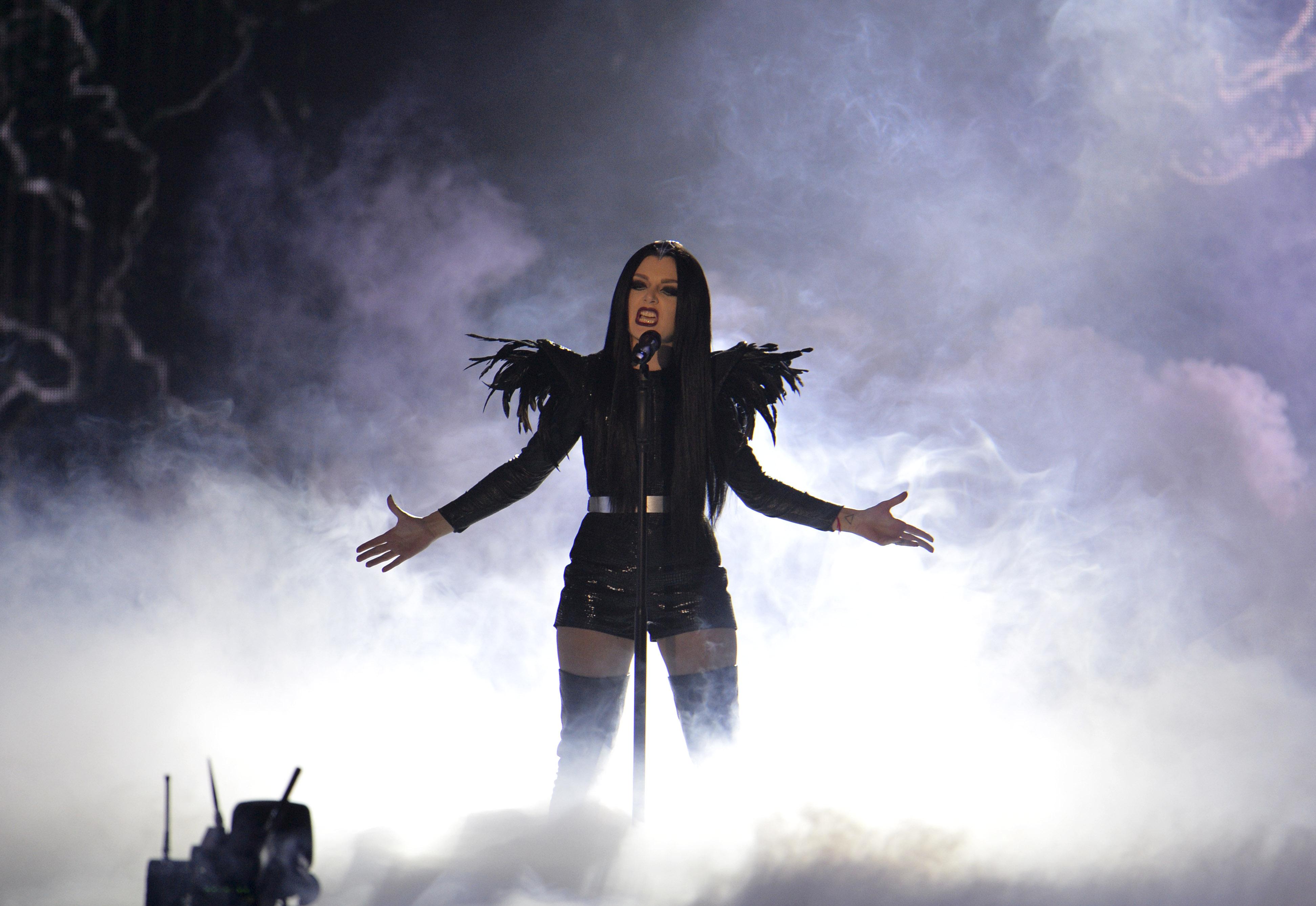 Евровидение 2015: Три худших образа первого полуфинала
