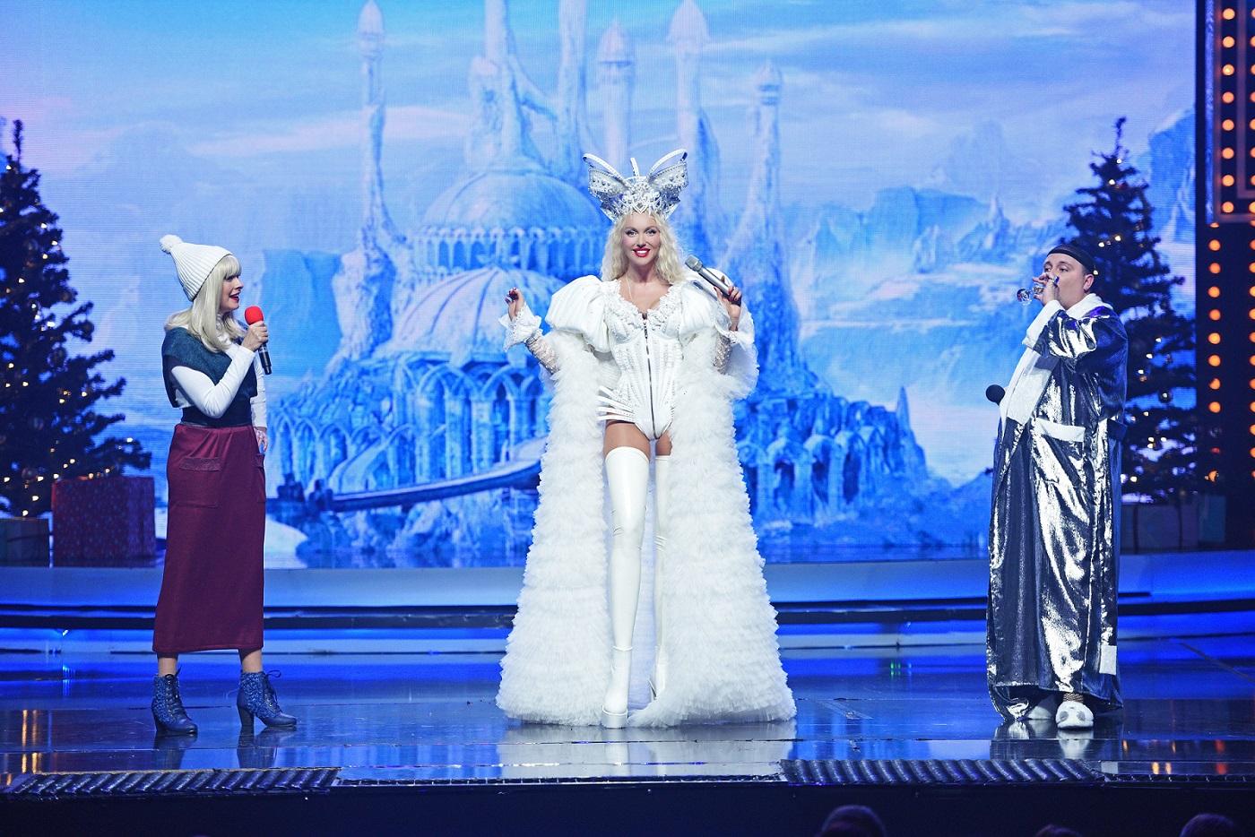 В новогоднюю ночь Усик и Кошевой будут бороться за сердце Елены Кравец